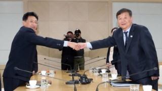 Vice-ministros do desporto da Coreia do Sul e da Coreia do Norte já assinaram um acordo