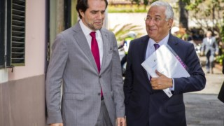 Miguel Albuquerque foi elogiado pelo seu partido, o PSD-Madeira, que criticou António Costa