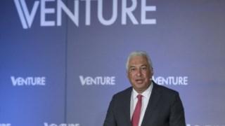 António Costa na sessão de abertura da Venture Summit