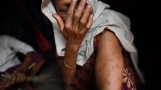 Cerca de 700 mil rohingya fugiram para o Bangladesh por causa da violência dos militares birmaneses
