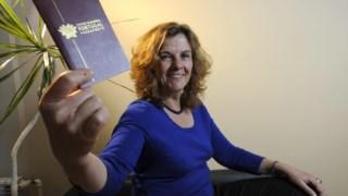 Actualmente, Teresa Lago é secretária-geral da União Astronómica Internacional