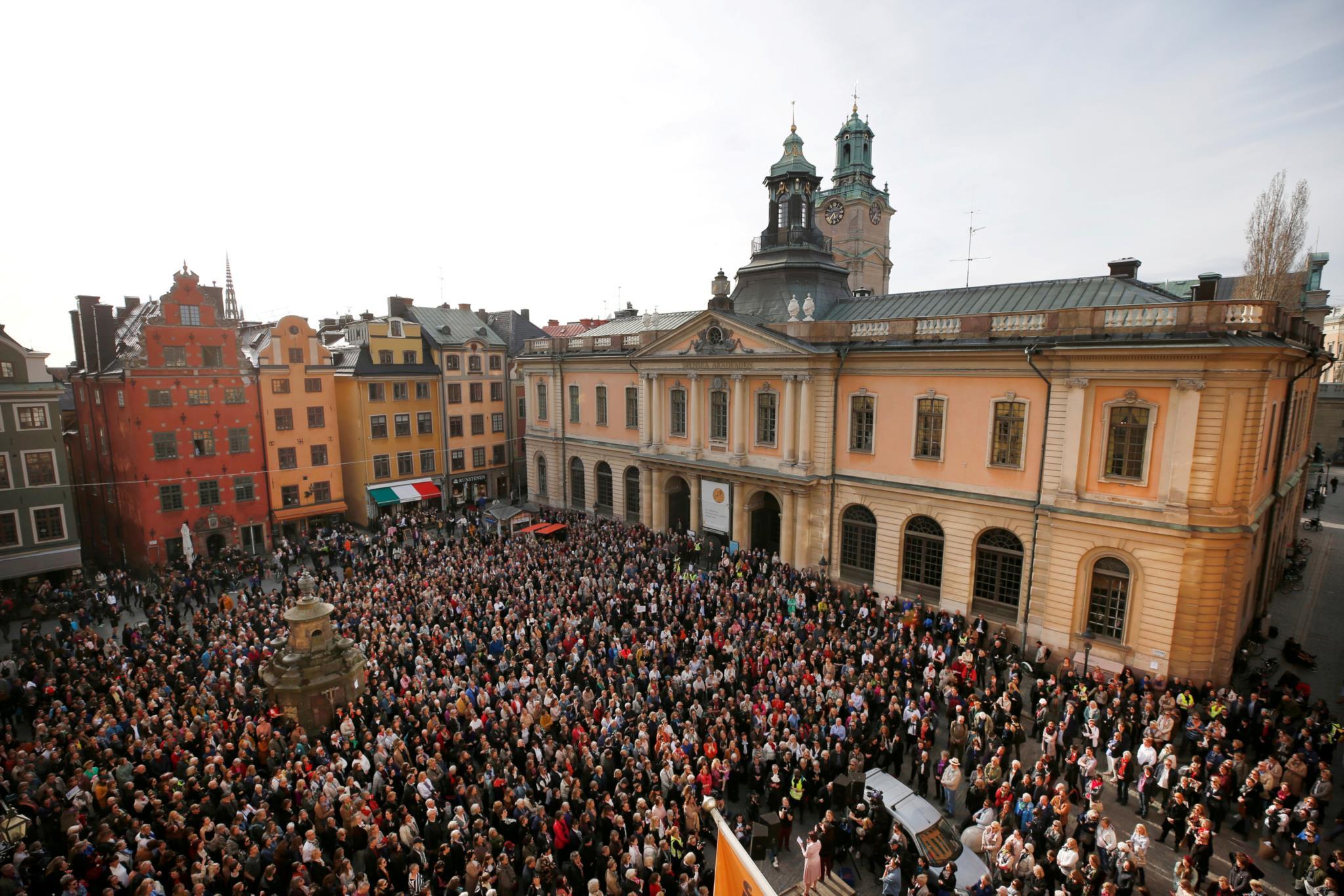 Academia Sueca responsável pelo Nobel da Literatura perde mais um membro