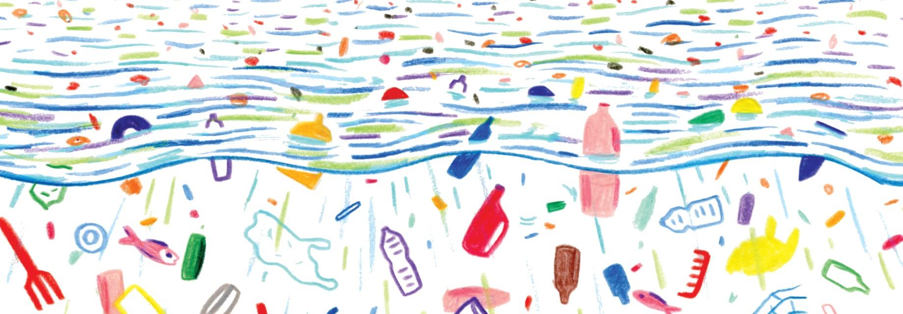 Como identificar, coleccionar e eliminar o Plasticus Maritimus, agora em livro