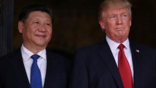Xi Jinping e Donald Trump irão encontrar-se no final do mês no G20