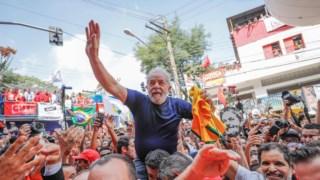 Lula está preso em Curitiba desde Abril