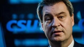 Söder vai ser candidato no congresso marcado para 19 de Janeiro
