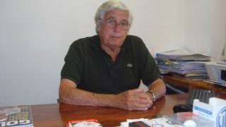 António Rebelo liderava a ANSG desde há mais de oito anos © D.R.