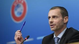 Aleksander Ceferin reafirmou convicção da UEFA