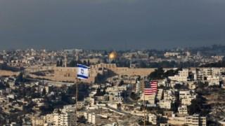 Colonato judaico em Jerusalém Oriental - estes ficaram para já de fora da exclusão do Airbnb