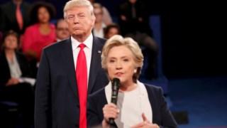 Durante a campanha presidencial, o então candidato Trump repetiu que iria colocar Hillary Clinton na prisão