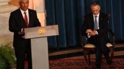 Herança do Governo de Costa será no sistema político e não na economia