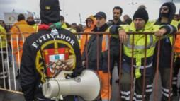 Governo convoca 13 entidades para discutir conflito no Porto de Setúbal