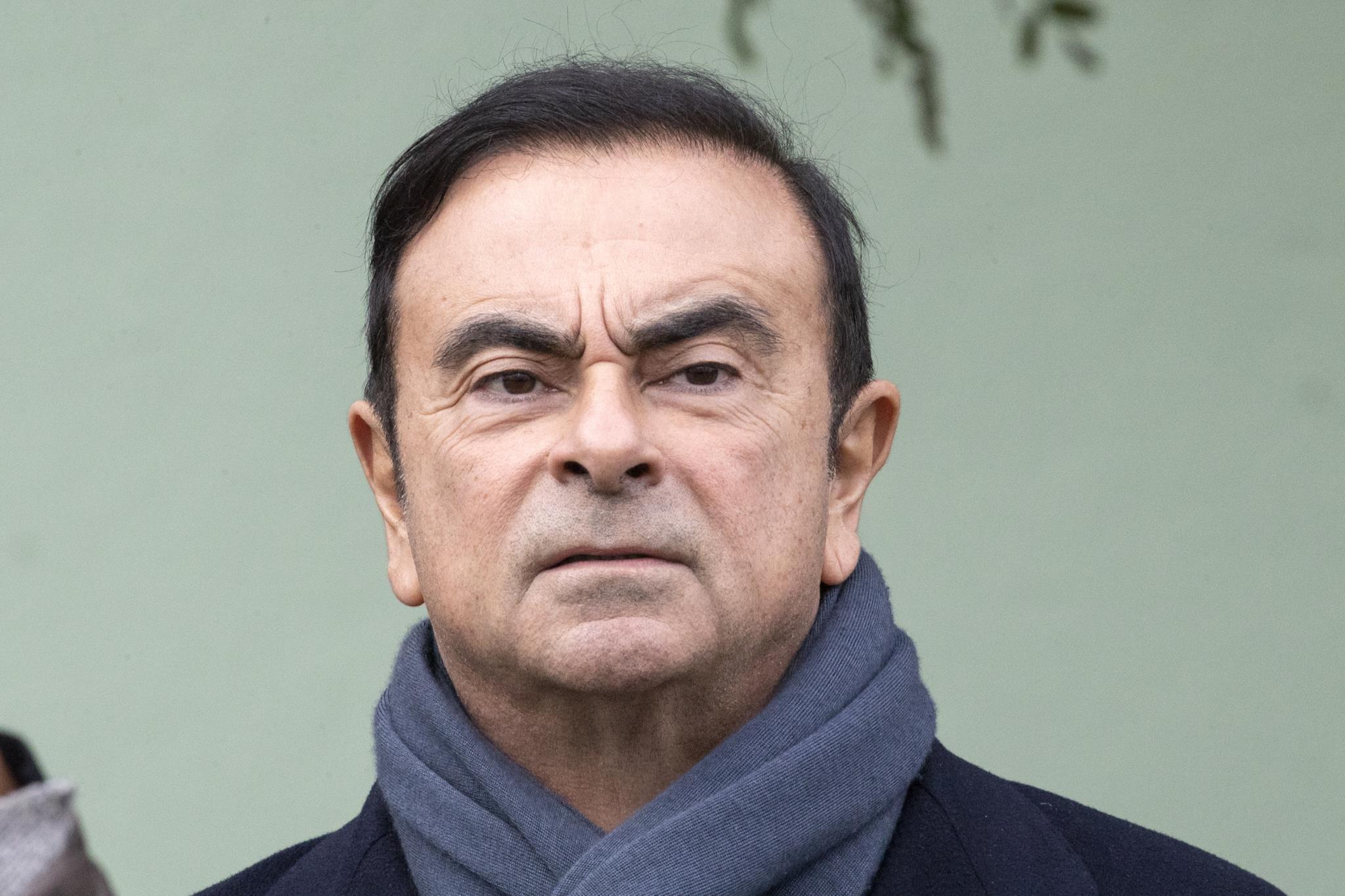 Renault lança auditoria sobre remunerações de Carlos Ghosn