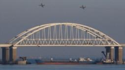 Ucrânia acusa Rússia de apresar e abrir fogo contra navios