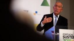 """Justiça lenta """"acaba por não ser justa"""". Marcelo pede respostas rápidas sobre Borba"""