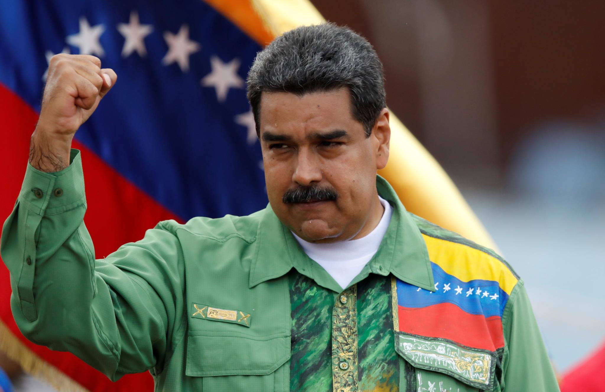 Maduro admite existência de uma crise na Venezuela e aceita ajuda de emergência da ONU