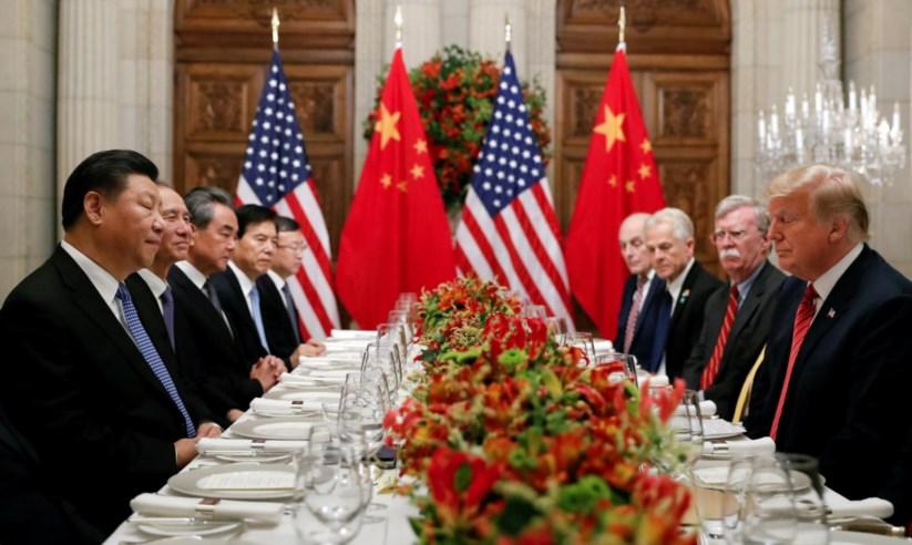 ea6537852 EUA e China ganham 90 dias para evitar guerra comercial