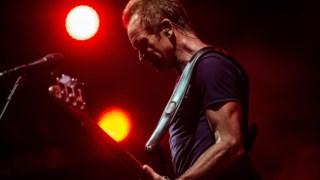 Sting esgotou o recinto do Marés Vivas em 2017