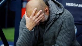 Pep Guardiola pode receber más notícias