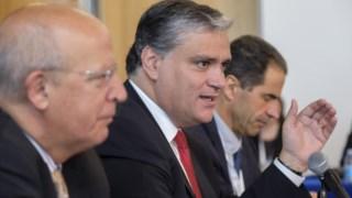 Vasco Cordeiro (ao centro)