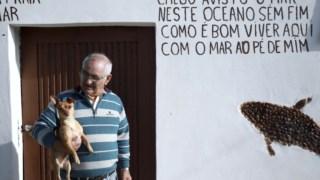 Carlos Moreira, morador de Cedovém, no concelho de Esposende, que é um dos quatro núcleos habitacionais no concelho, onde estão previstas demolições no âmbito do novo Plano de Ordenamento da Orla Costeira Caminha–Espinho
