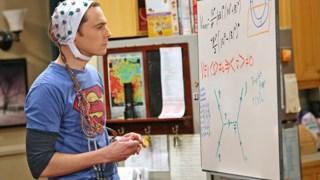 """Do que ninguém duvida é que a série criou pelo menos um """"boneco"""" para as calendas na figura de Sheldon Cooper, o físico teórico com um IQ de 187 e zero aptidões sociais"""
