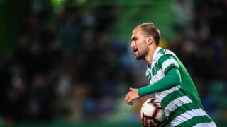 Bas Dost iniciou a recuperação do Sporting