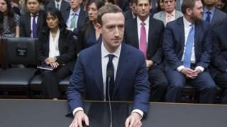 Mark Zuckerberg, fundador do Facebook (dono do Instragam), respondeu no Congresso dos EUA em Abril