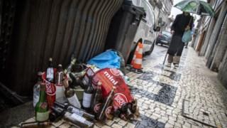 A Câmara do Porto internalizou recentemente o serviço de recolha de lixo