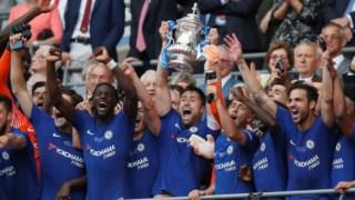 O Chelsea é o actual detentor da Taça da Inglaterra