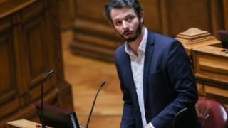 """""""Um Estado responsável é um Estado que regulamenta desde a produção até ao consumo"""". diz o deputado do BE Moisés Ferreira"""
