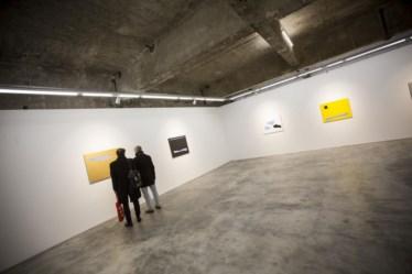 PÚBLICO - Exposição do artista belga Philippe Van Snick na Galeria Nuno Centeno