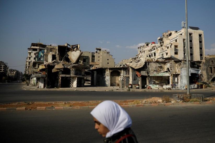 Sentindo que a sua existência já não está ameaçada, o regime está a preparar o pós-guerra civil