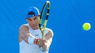 Rafael Nadal garante que vai disputar o Open da Austrália