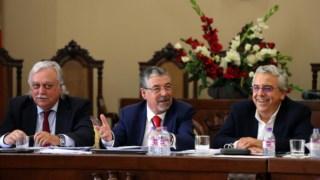 Manuel Machado é presidente da ANMP