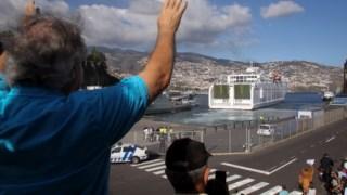 A ligação ferry foi assegurada no Verão passado pelo governo madeirense, ligando Funchal e Portimão