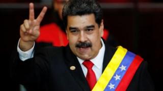 Nicolás Maduro tomou posse no dia 10 de Janeiro