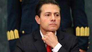 Peña Nieto foi presidente do México até ao final do ano passado
