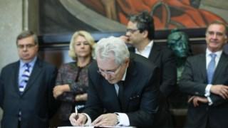 Presidente da ERC foi ouvido pelo Parlamento a propósito da decisão que iliba a TVI