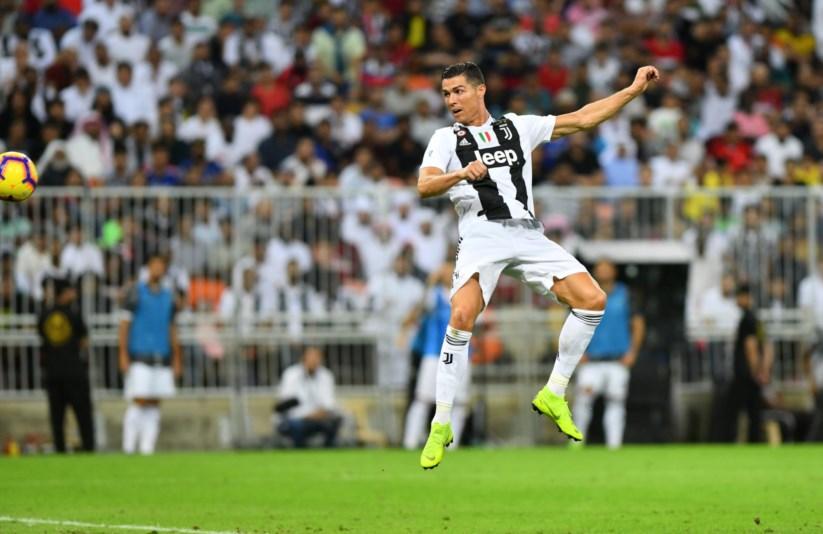 Cristiano Ronaldo marca e conquista o primeiro título na Juventus ... 7613fcc64fc7e