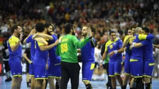 O Brasil garantiu um lugar entre as 12 melhores selecções do Mundo