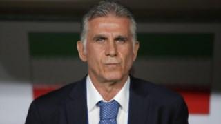 Queiroz é seleccionador do Irão desde 2011