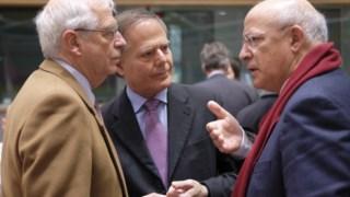 Chefes de diplomacia da UE fizera ponto da situação sobre o plano de acção de combate à desinformação
