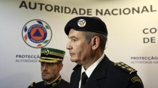 No caso de Mação, Rui Esteves tomou o partido do comando de Castelo Branco
