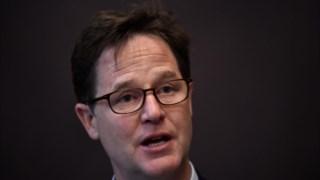 Nick Clegg teve no passado uma postura crítica face ao novo empregador