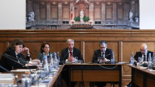 Gomes Cravinho foi ouvido numa audição regimental sobre a política de Defesa, no Parlamento