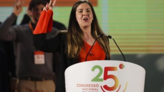 Margarida Balseiro Lopes, presidente da Juventude Social-Democrata