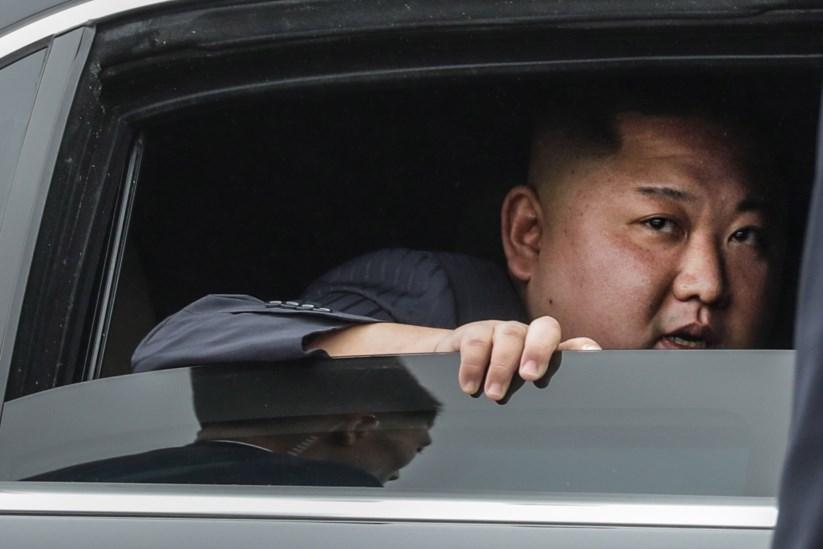 Kim Jong-un chegou de comboio ao Vietname e seguiu de carro para Hanói