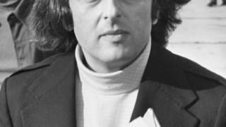 André Previn em 1973, durante o período em que, continuando a assinar bandas sonoras, era maestro da Orquestra Sinfónica de Londres