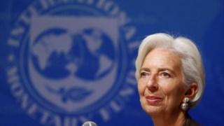 Christine Lagarde foi a convidada do Presidente da República para a reunião do Conselho de Estado